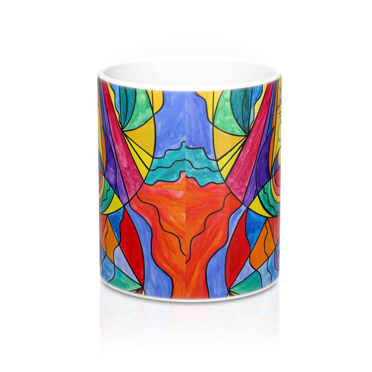 Arcturian Insight Grid  - Mug