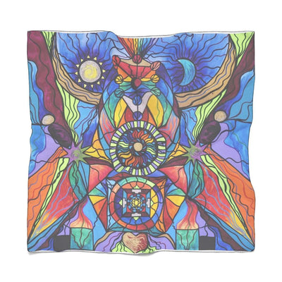 Spiritual Guide - Frequency Scarf