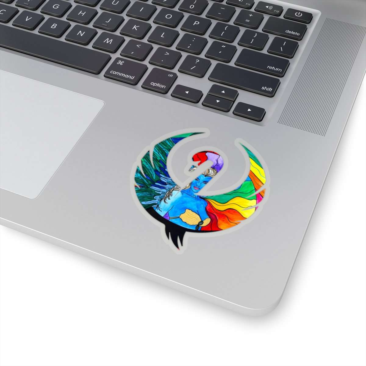 Watcher - Swan Stickers