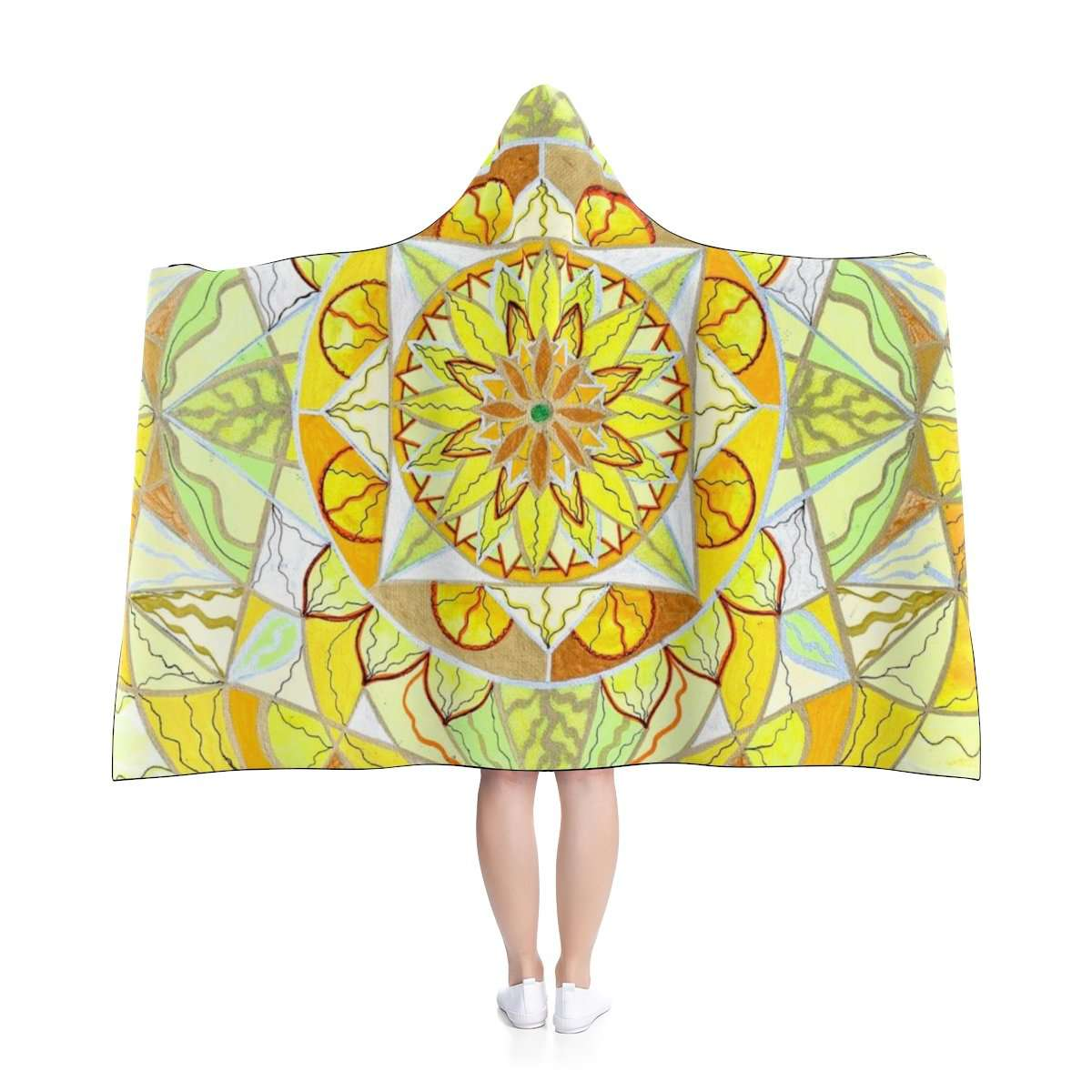 Joy - Hooded Blanket