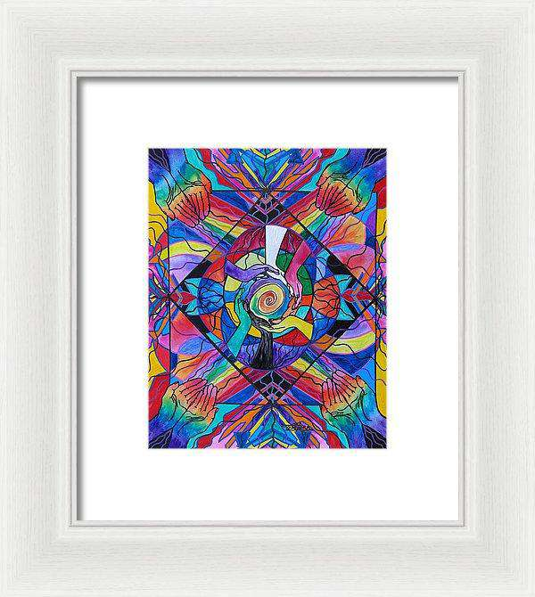 Come Together - Framed Print