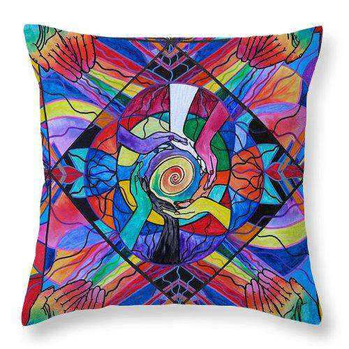 Come Together - Throw Pillow