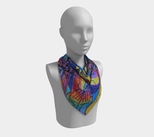Load image into Gallery viewer, Come Together - Frequency Scarf