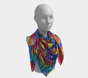 Come Together - Frequency Scarf
