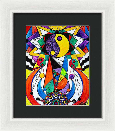 Compatibility - Framed Print