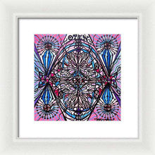 Load image into Gallery viewer, Conceive - Framed Print