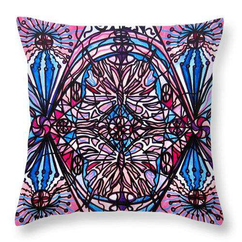 Conceive - Throw Pillow
