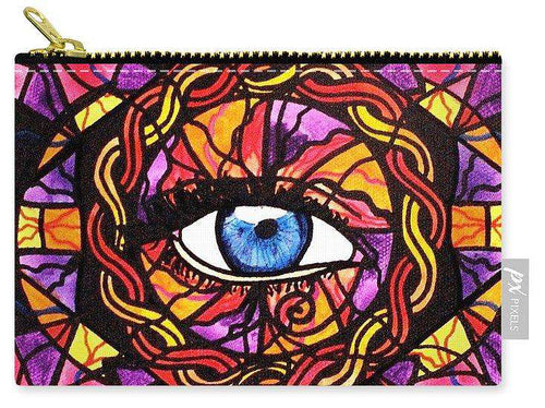 Confident Self Expression - Carry-All Pouch
