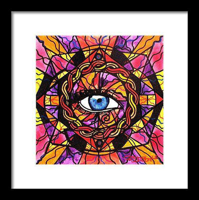 Confident Self Expression - Framed Print