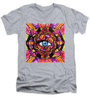 Load image into Gallery viewer, Confident Self Expression - Men's V-Neck T-Shirt