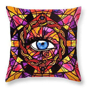 Confident Self Expression - Throw Pillow