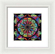 Load image into Gallery viewer, Conviction  - Framed Print
