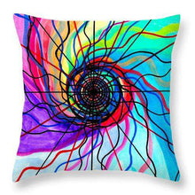 Load image into Gallery viewer, Convolution - Throw Pillow