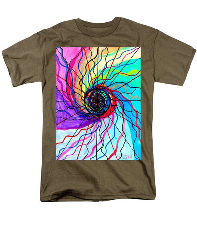 Convolution - Men's T-Shirt  (Regular Fit)
