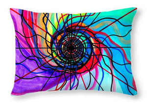 Convolution - Throw Pillow