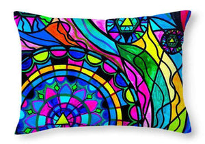 Creative Progress - Throw Pillow