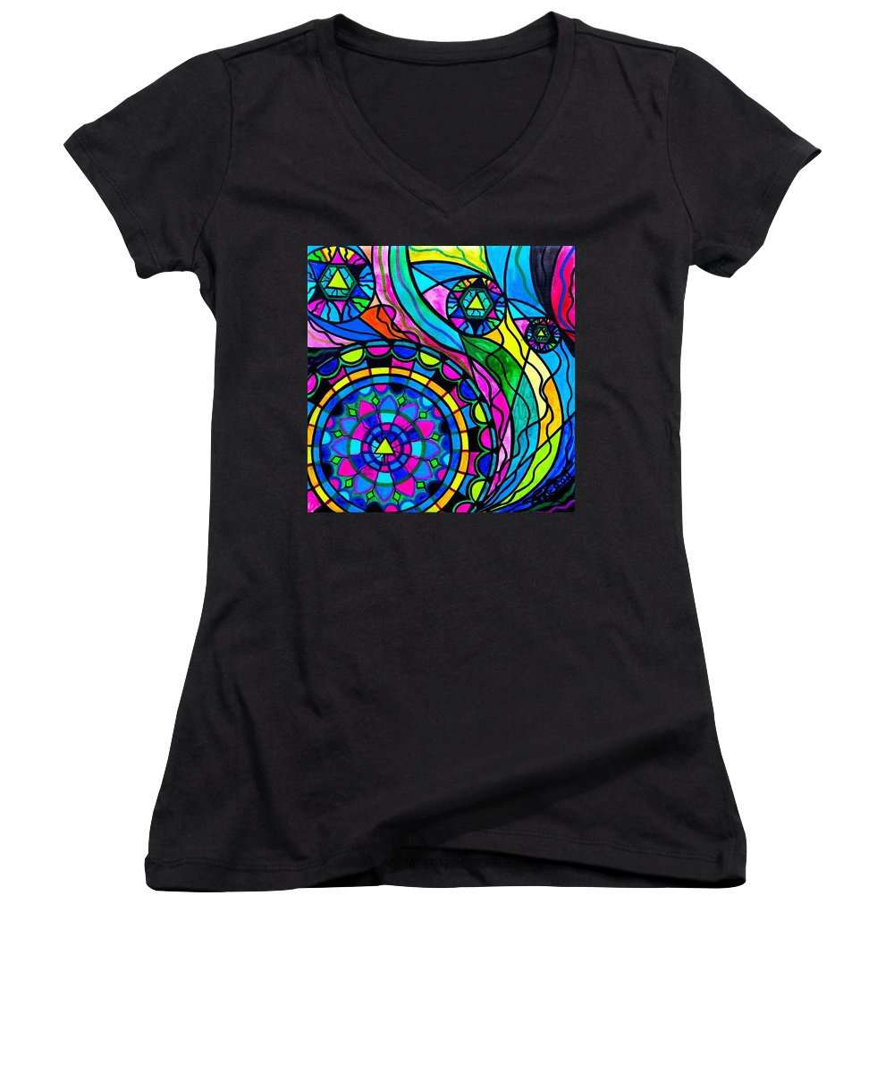 Creative Progress - Women's V-Neck