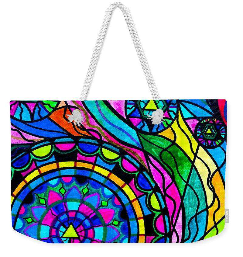 Creative Progress - Weekender Tote Bag