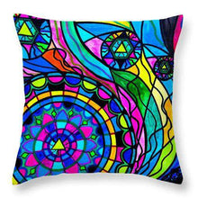 Load image into Gallery viewer, Creative Progress - Throw Pillow