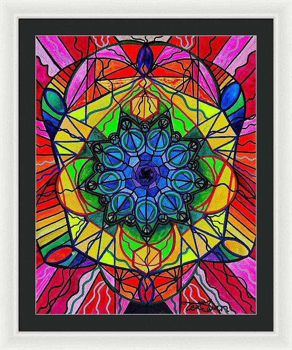 Creativity - Framed Print