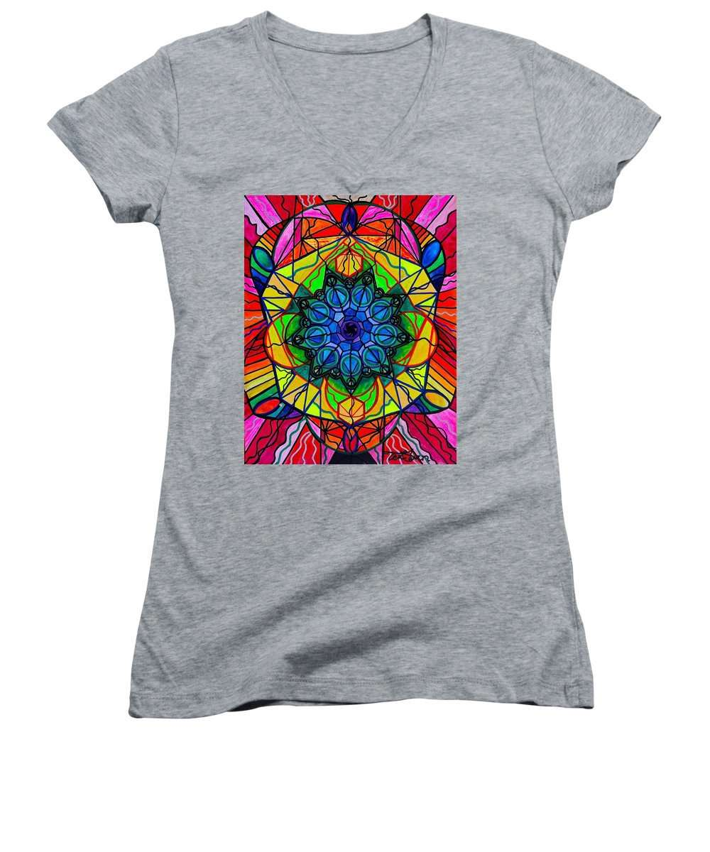 Creativity - Women's V-Neck