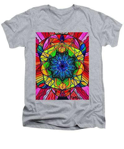 Creativity - Men's V-Neck T-Shirt