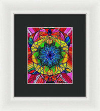 Load image into Gallery viewer, Creativity - Framed Print