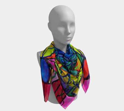 Creativity - Frequency Scarf
