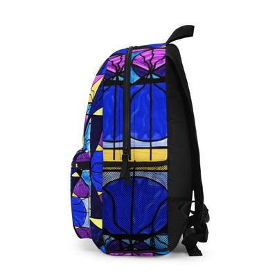 I Know - AOP Backpack