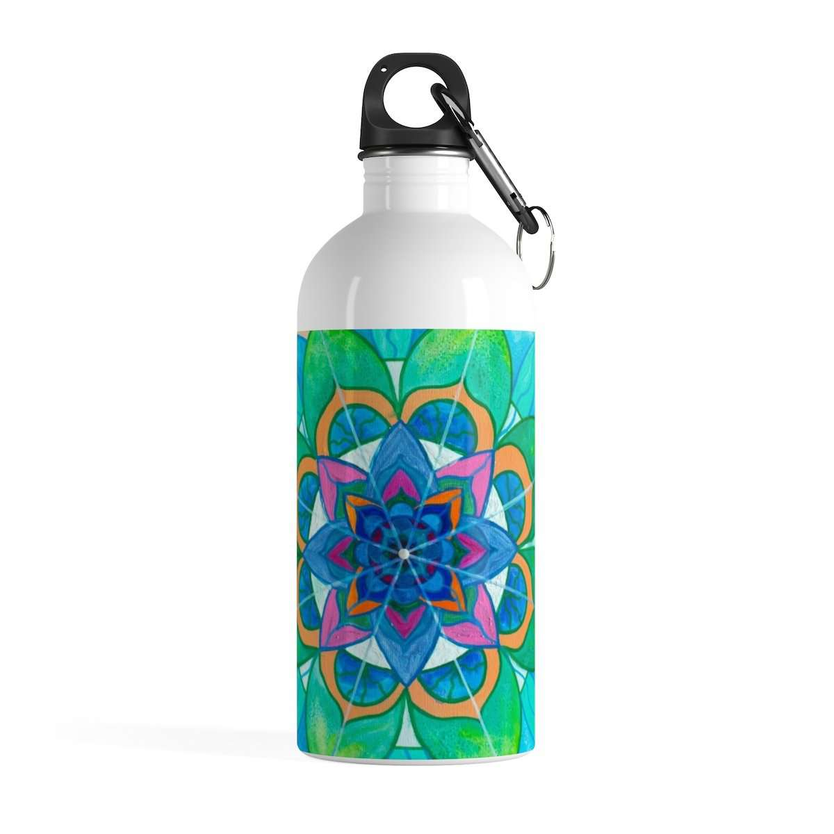 Openness - Stainless Steel Water Bottle