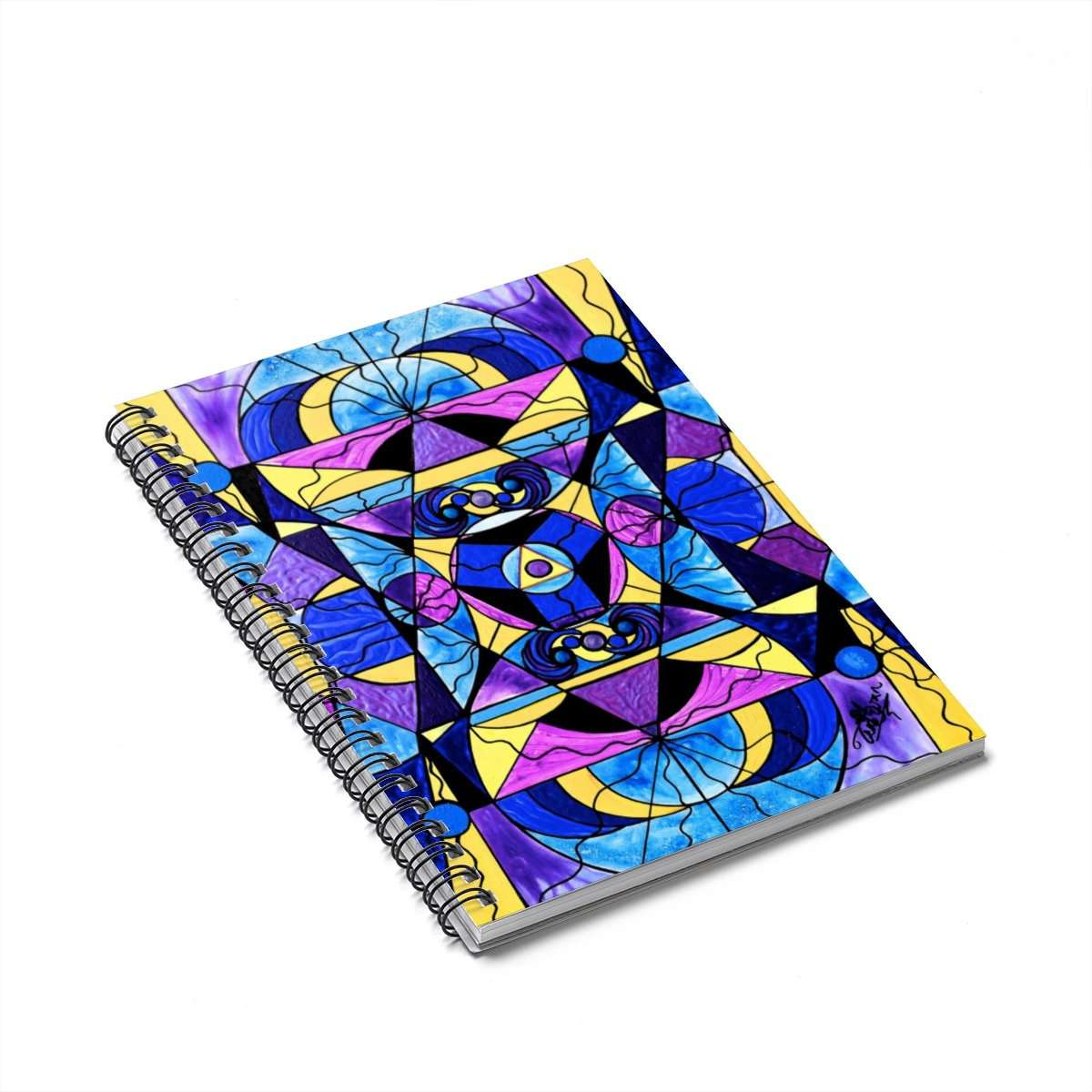 I Know - Spiral Notebook