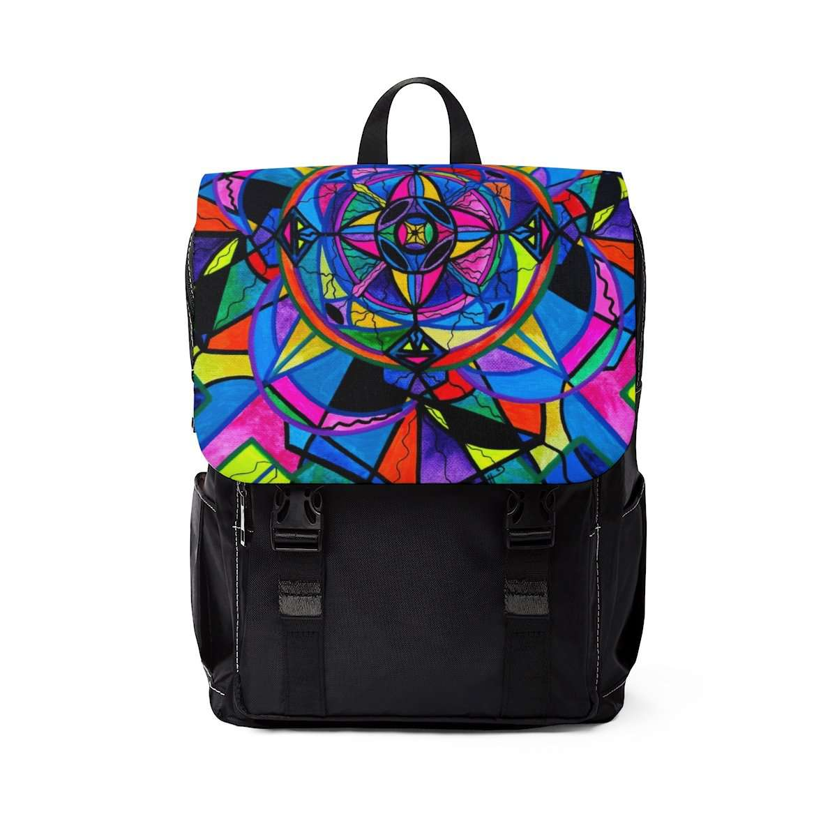 Activating Potential - Unisex Casual Shoulder Backpack