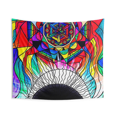 Return To Source - Indoor Wall Tapestries