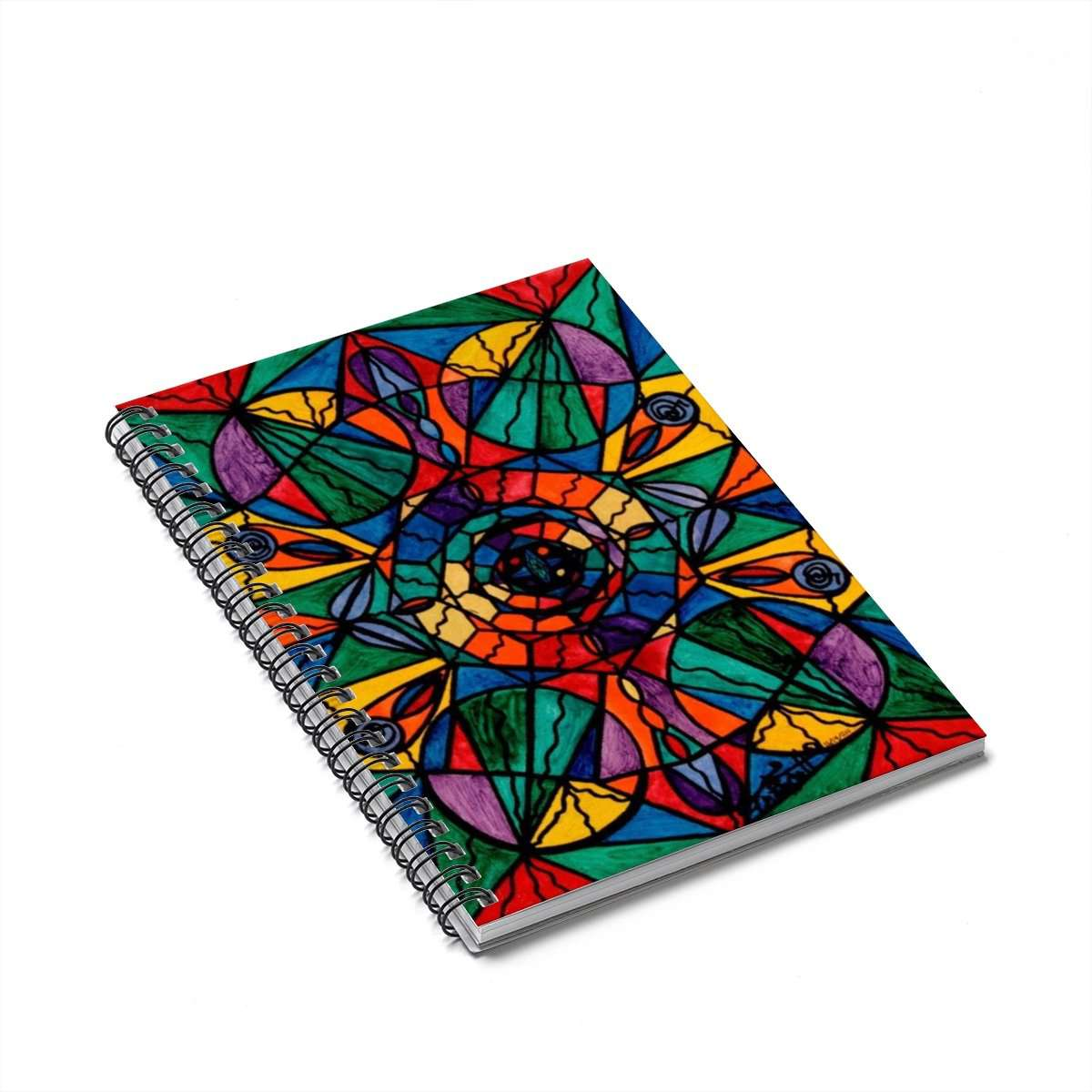 Alignment - Spiral Notebook
