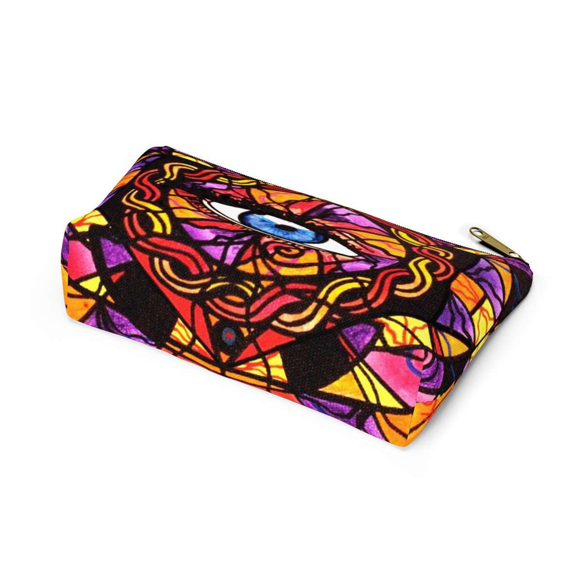 Confident Self Expression - Accessory Pouch w T-bottom