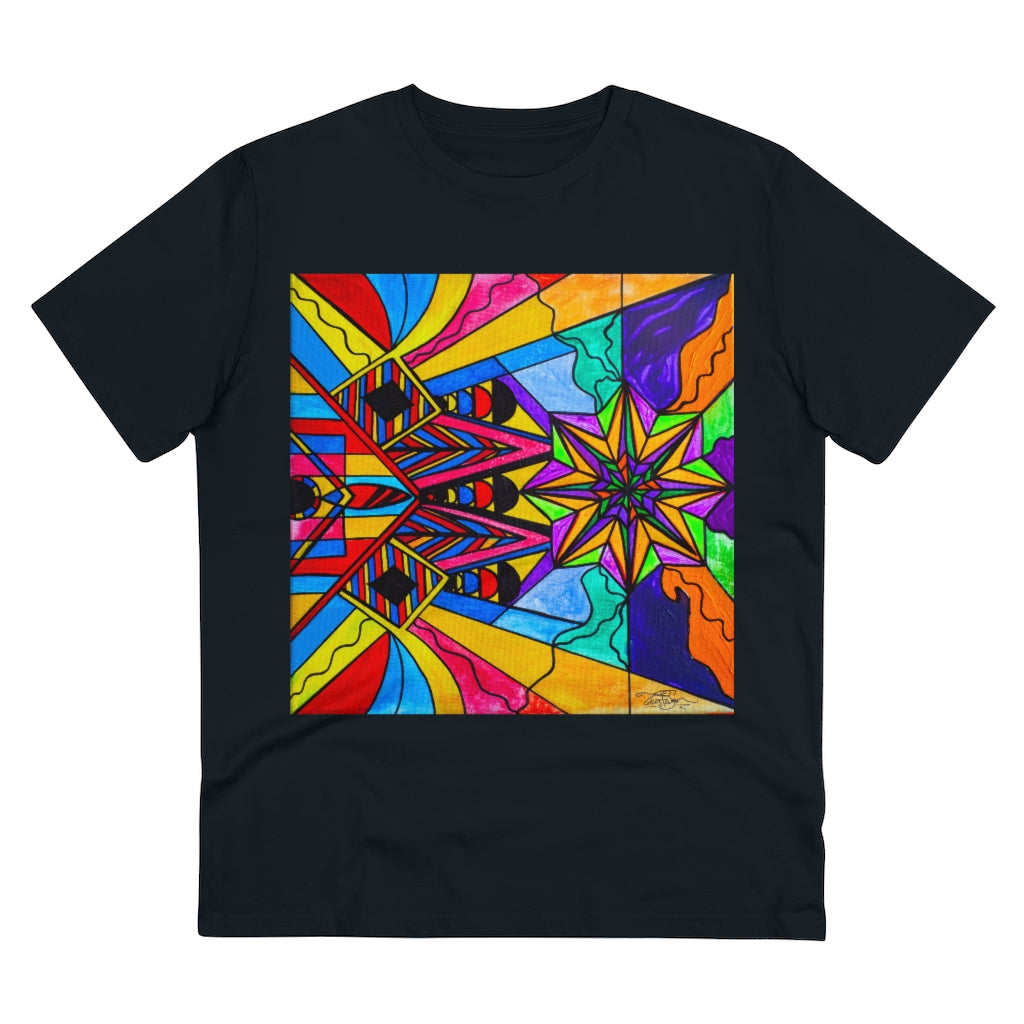 A Change In Perception - Organic T-shirt - Unisex
