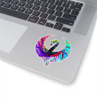 Convolution - Swan Stickers