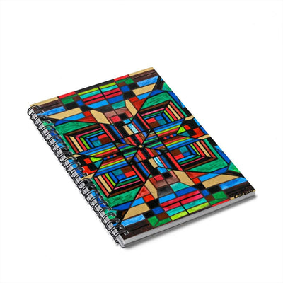 Organization - Spiral Notebook