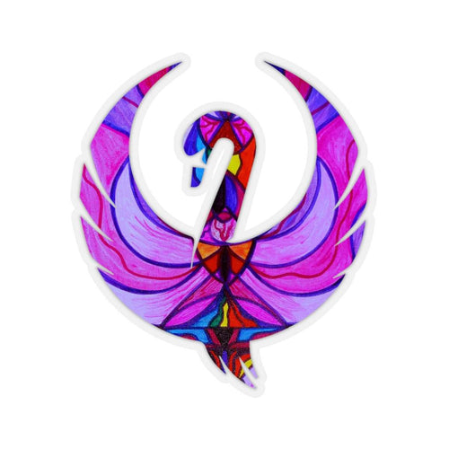 Divine Feminine Activation - Swan Stickers