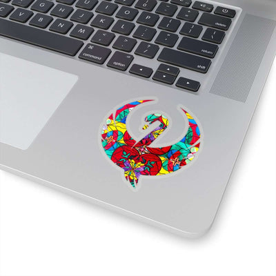 Festivity - Swan Stickers