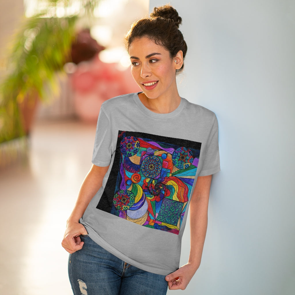 Self Exploration - Organic T-shirt - Unisex