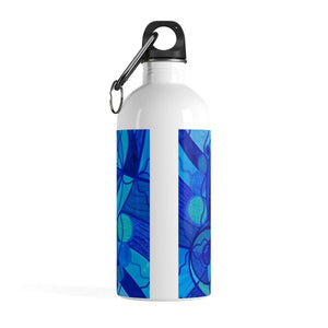 Arcturian Calming Grid - Stainless Steel Water Bottle