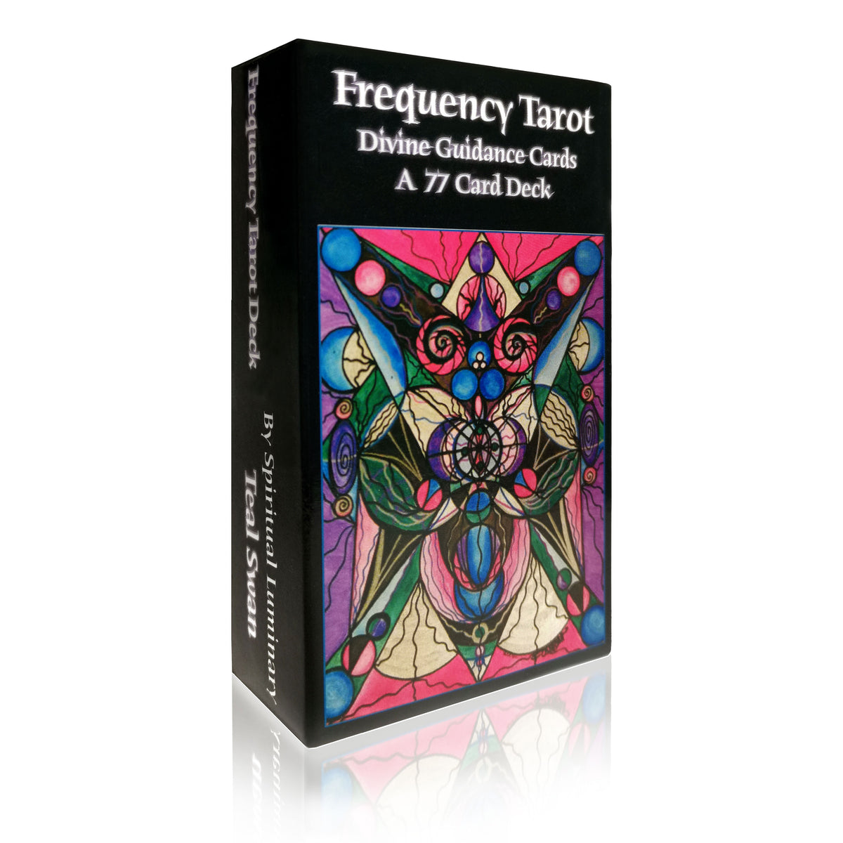 Frequency Tarot - Divine Guidance Cards