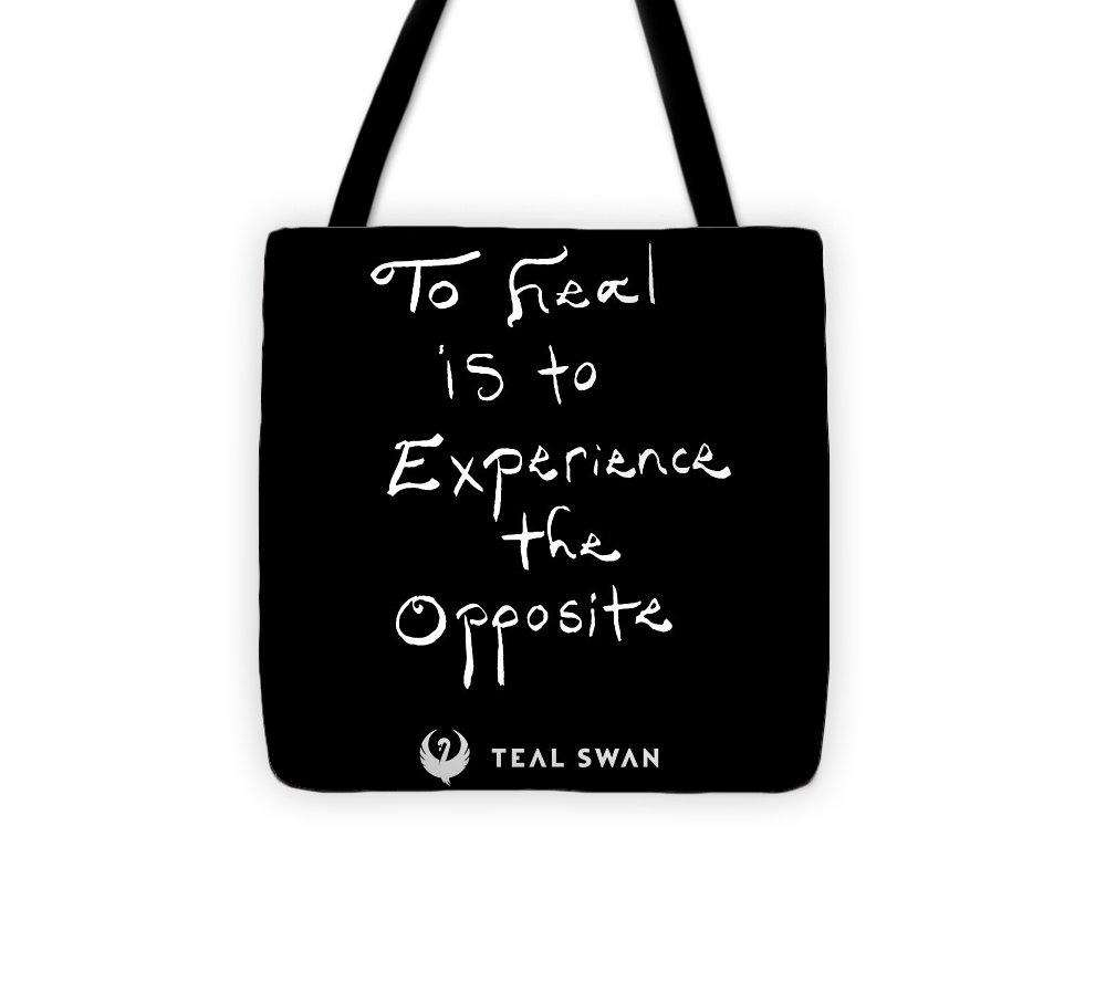 Definition Of Heal Quote - Tote Bag