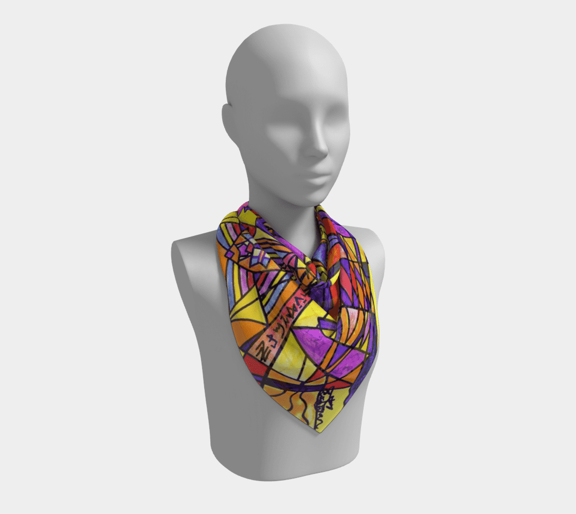 The Destiny Grid - Frequency Scarf