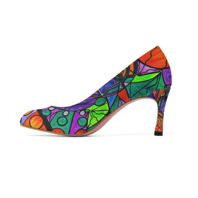 The Sheaf Pleiadian Lightwork Model - Women's High Heels