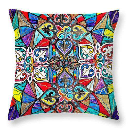 Diversity - Throw Pillow
