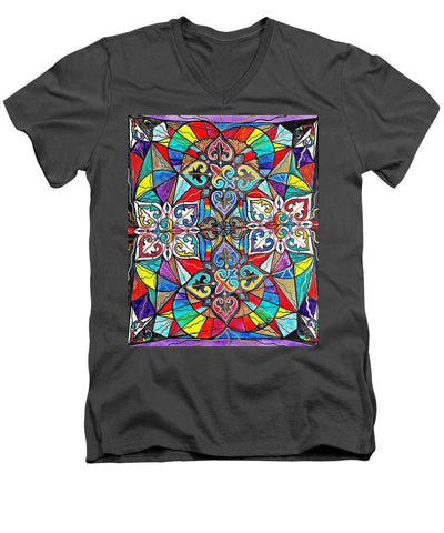 Diversity - Men's V-Neck T-Shirt