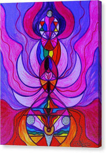 Divine Feminine Activation - Canvas Print