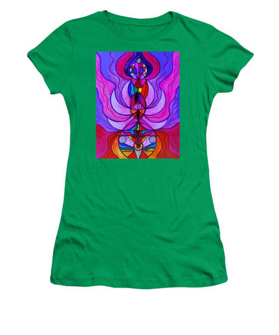 Divine feminine Activation... Women's T-Shirt